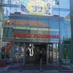 Galeria nadworcu wBergen