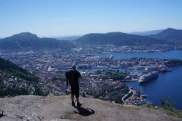 Norwegia - Bergen 2018