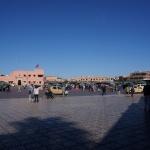 Marrakesz - el-Fna