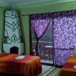 Pokój wygląda ładnie, alebyło zimno izrezygnowaliśmy