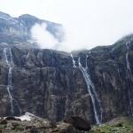 Wodospady wokół Grande Cascade de Gavarnie