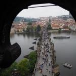 Widoki zWieży Mostowej