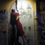 Praskie murale