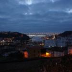 Porto wieczorem