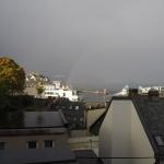 Widok z okna hotelu