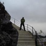 418 schodów do pokonania :)