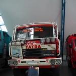 Tatra z Rajdu Paryż - Dakar