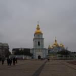 Monastyr św.Michała Archanioła oZłotych Kopułachj