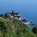 Droga do Vernazza