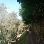 Trasa do kościoła Madonna del Soccorso