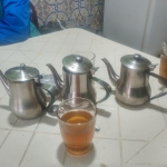Herbatka w Imlil