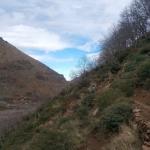 Trasa do głównego szlaku na Jabel Toubkal