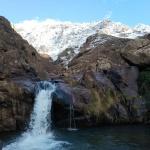 Wodospady w Sidi Chamarouch