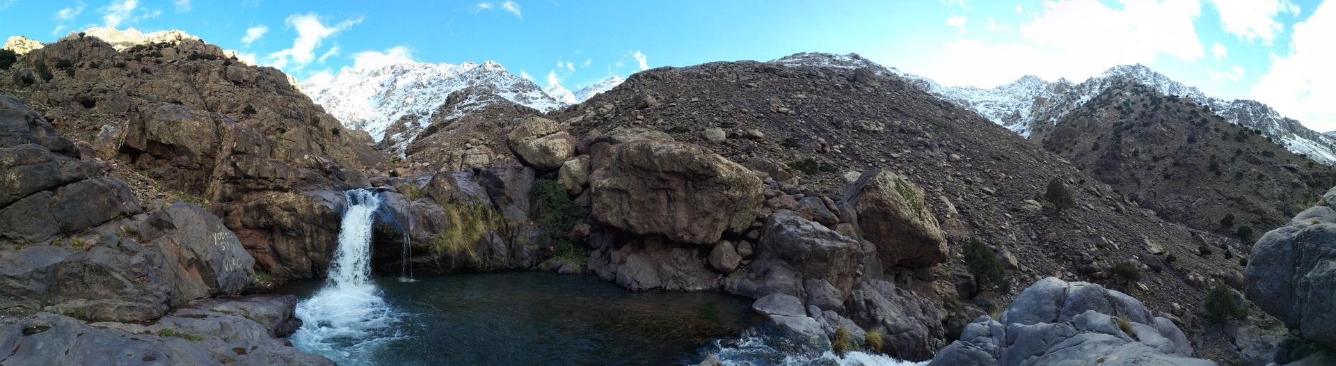 Rejon Sidi Chamarouch