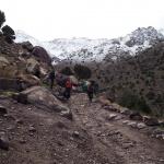 Trasa doSidi Chamarouch