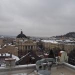 na dachach