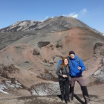 W rejonie Crateri Barbagallo
