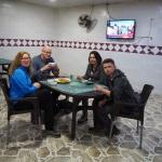 Pierwszy jordański posiłek