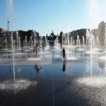 Miroir d'eau (Lustro Wody)