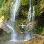 Wodospady narzece Bigar