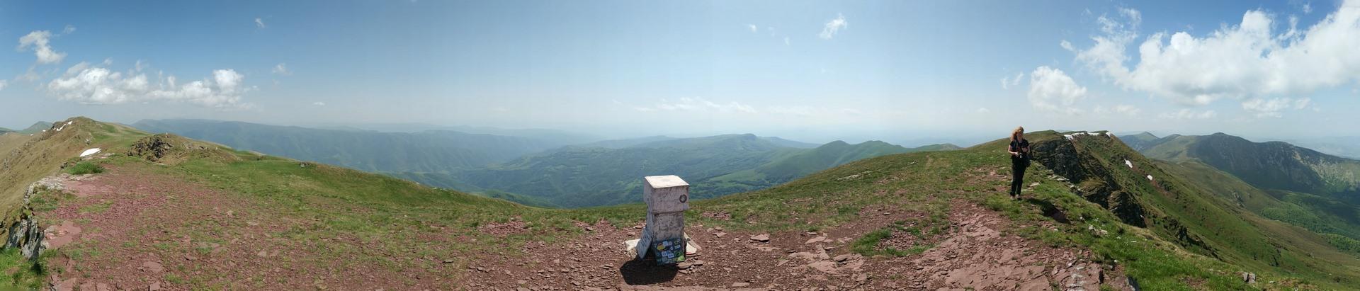 Midzor 2170 m npm