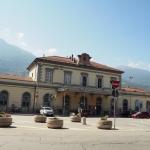 Dworzec kolejowy Aosta