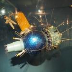 Makieta statku kosmicznego Woschod 2