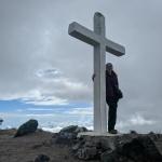 Na szczycie Volcan Baru