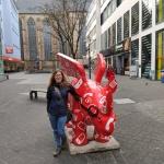 Latający nosorożec, Dortmund