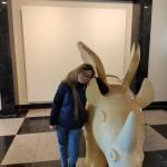 ...i kolejny latający nosorożec