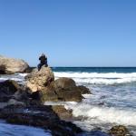 Trekking wybrzeżem
