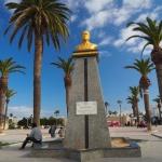 Pomnik Habiba Burgiby