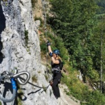 Via ferrata Mojstrana