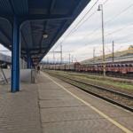 Cadca - dworzec kolejowy