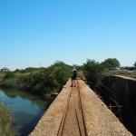 Gdzieś tu musi być pociąg : )